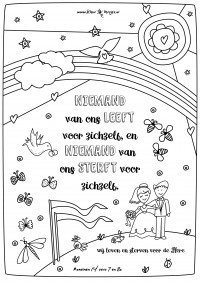 christelijke kleurplaten kleurversjes nl