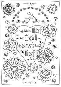 Bijbelse Kleurplaten Pasen.Christelijke Kleurplaten Kleurversjes Nl
