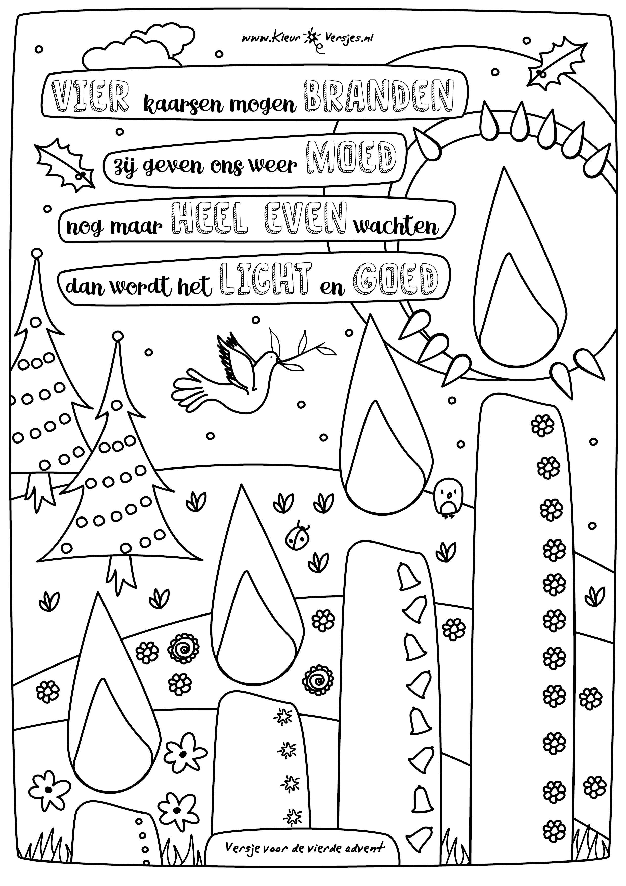 Gedichten Kleurplaten.Gedicht Archieven Kleurversjes Nl